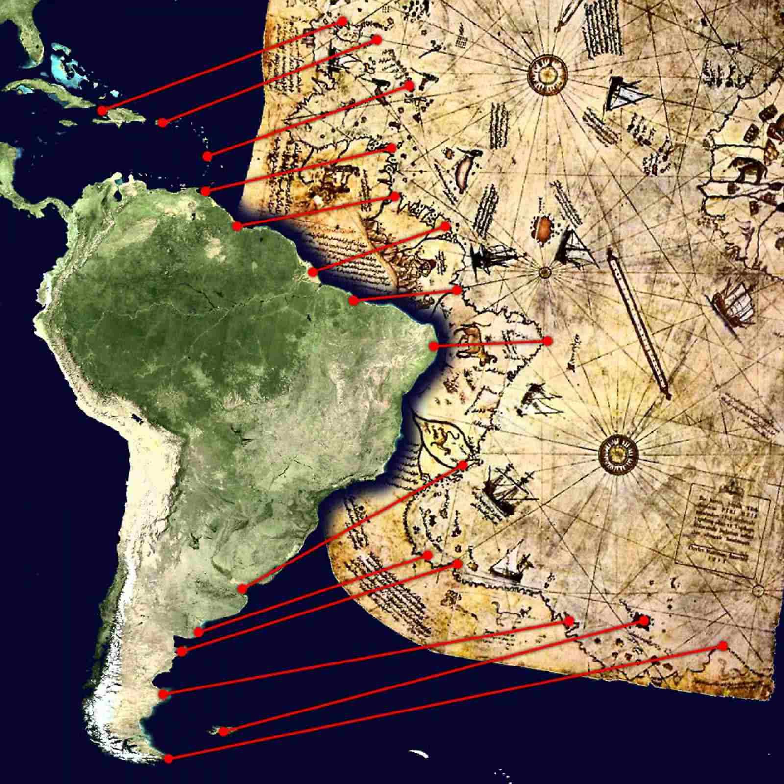 Bản đồ Piri Reis