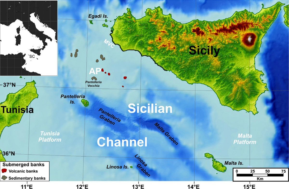 Найденный в Средиземном море подводный «Стоунхендж» возрастом 9,350 лет может переписать историю 5