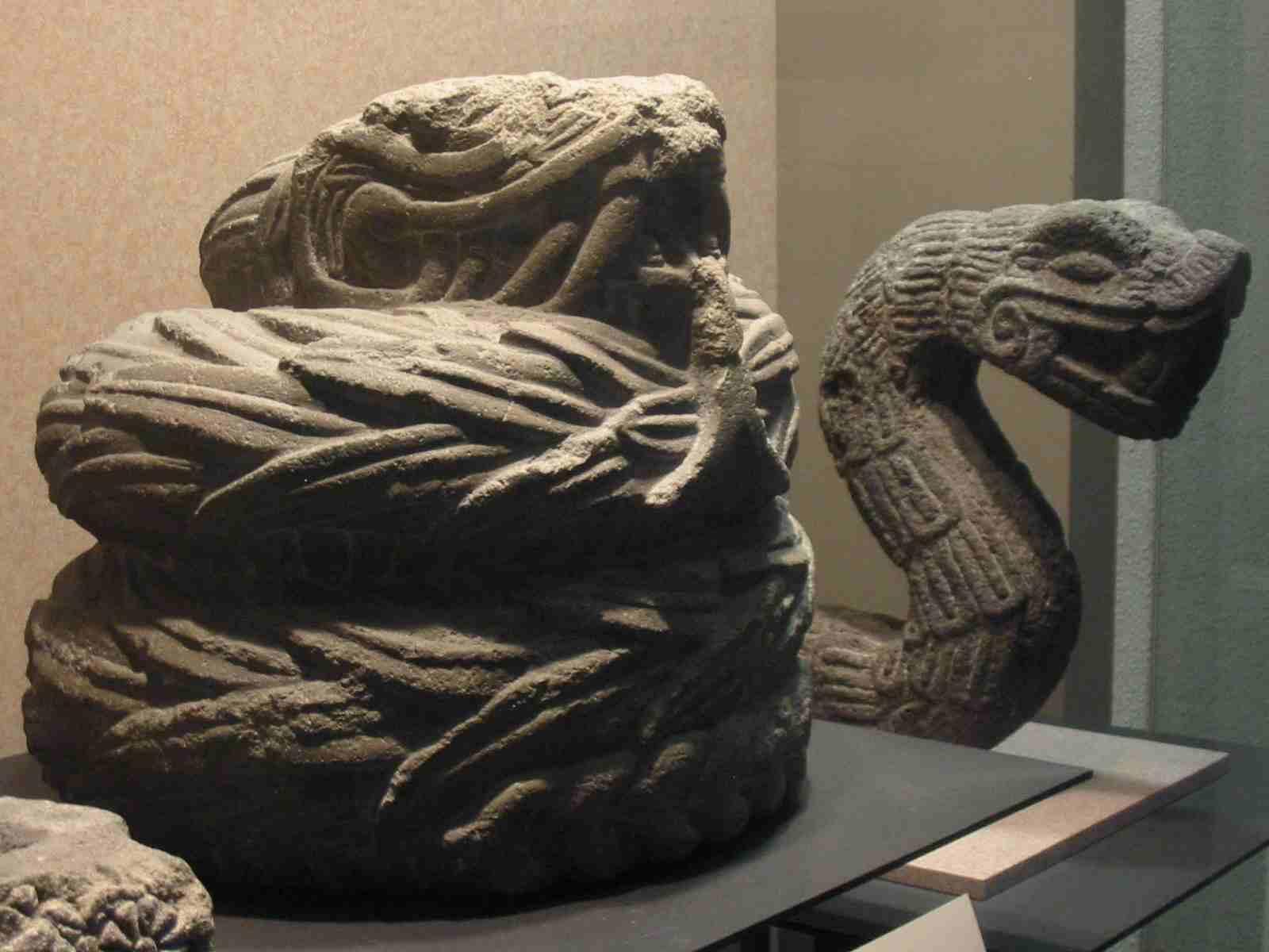 The Ubaid lizard-people figurines: Reptilians in ancient Sumer?? 3