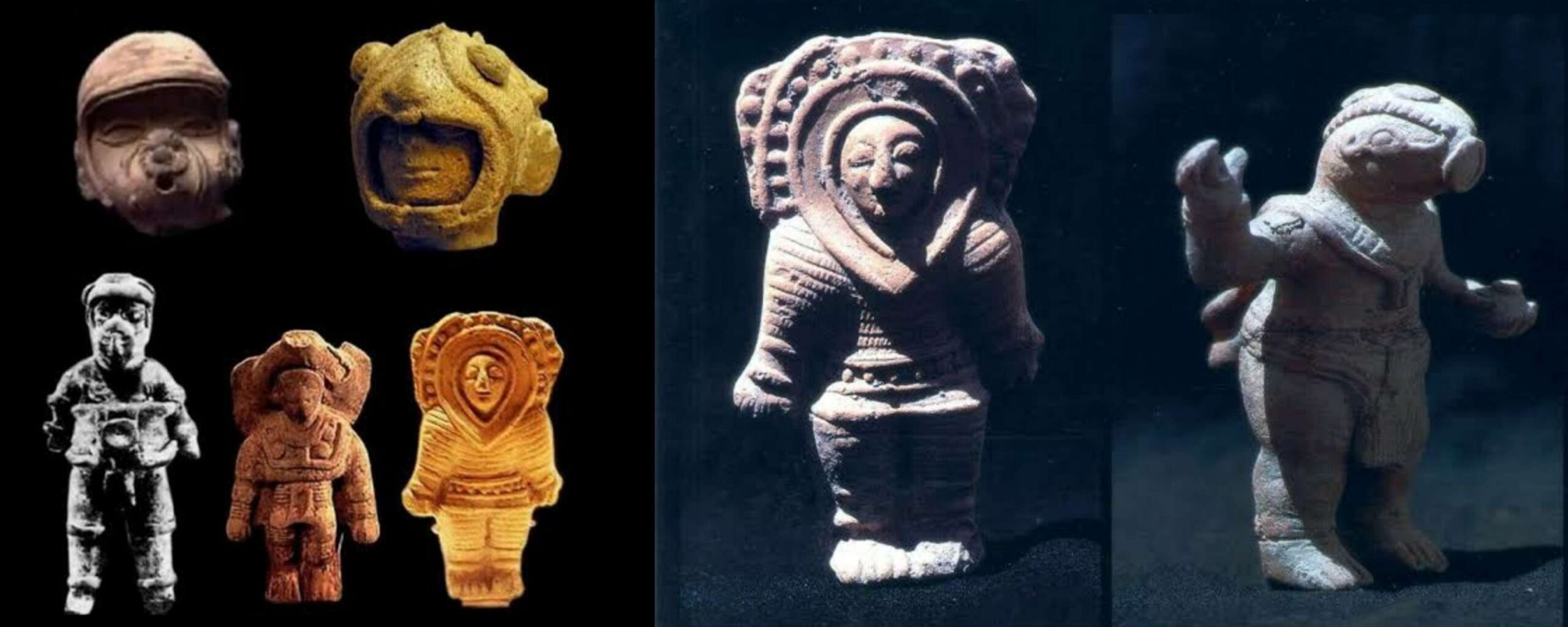 Were the Mayans visited by ancient astronauts? 6