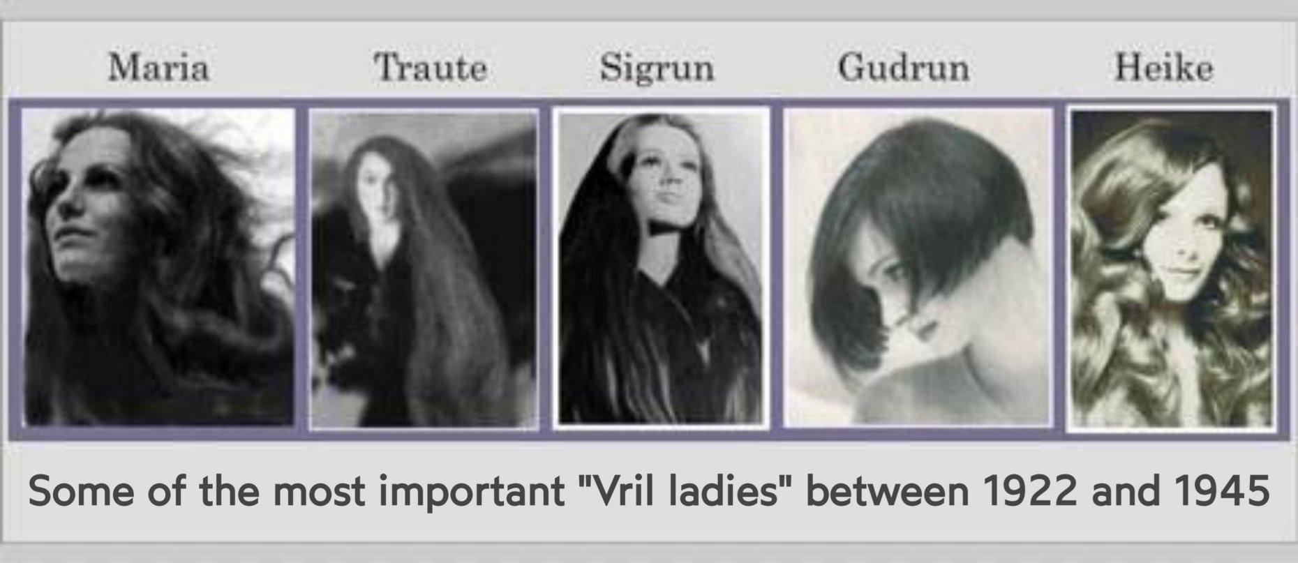 The Vril Ladies