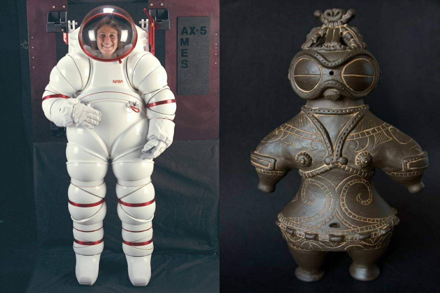 Dogu: Japanse mysterieuze prehistorische astronauten brengen de theoretici in verwarring 3