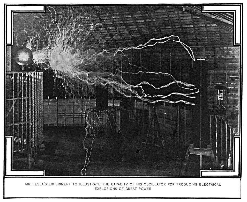 Electrical Oscillator