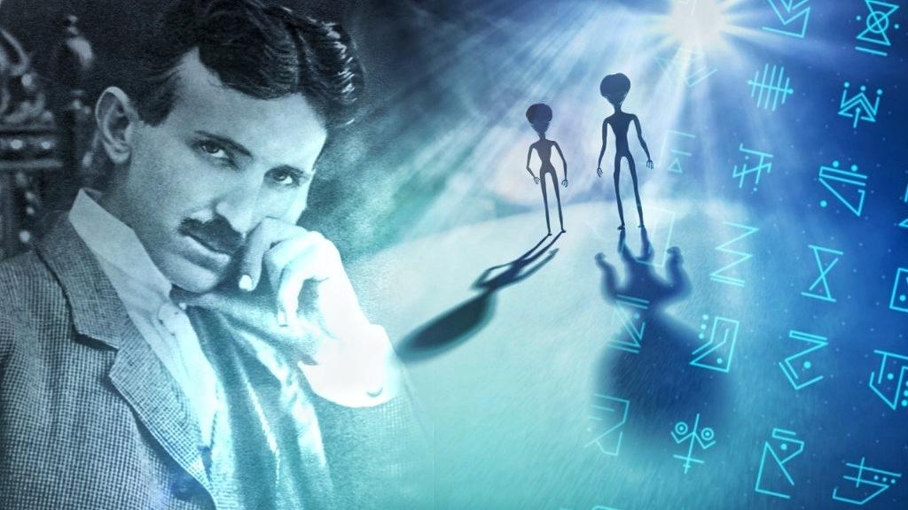 Nikola Tesla secretly discovered an extraterrestrial language that he didn't understand, Tesla's biographer revealed 3