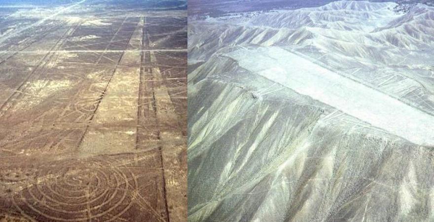The Nazca Lines: Ancient Vimana Runways? 6