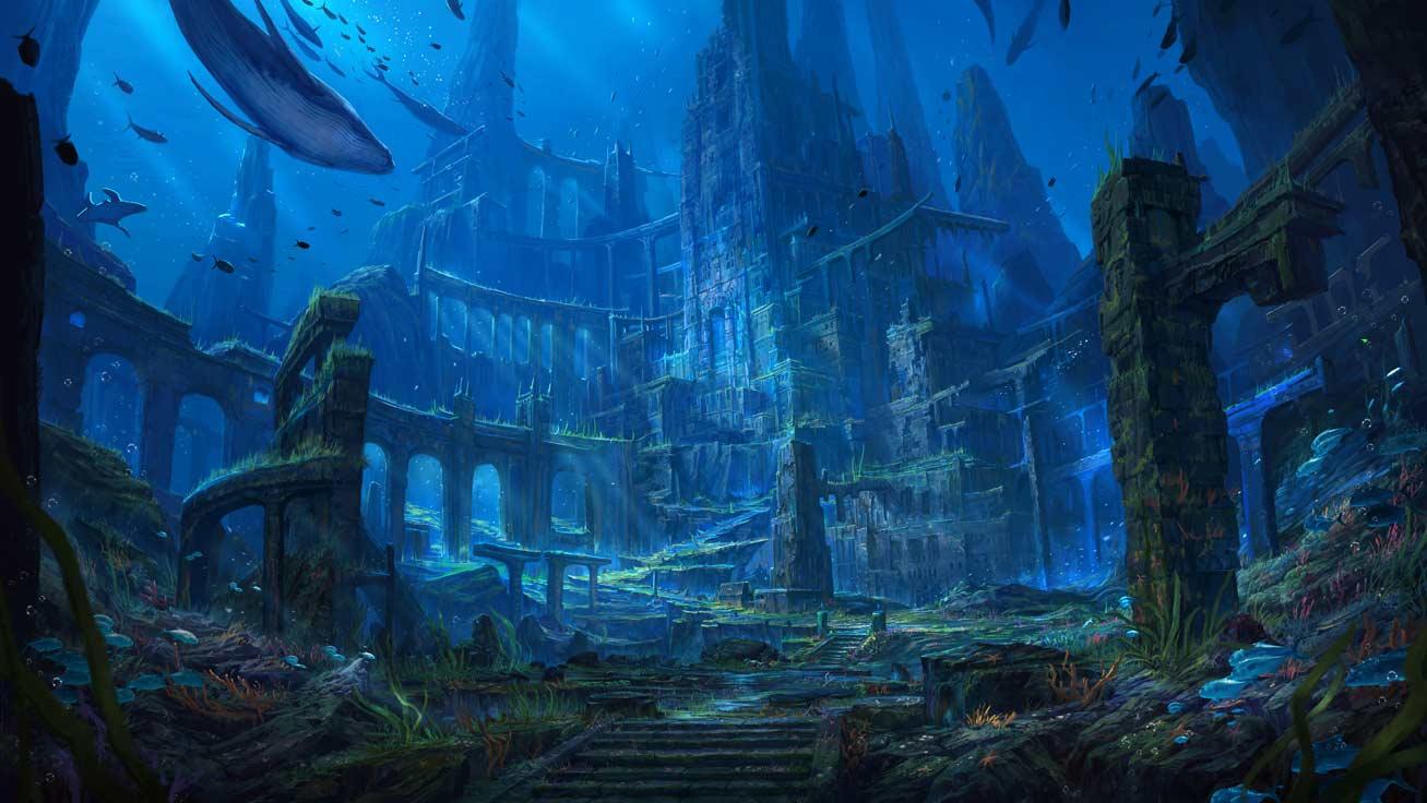 Atlantis vsLemuria: Hidden history of a war of more than 10,000 years ago 6