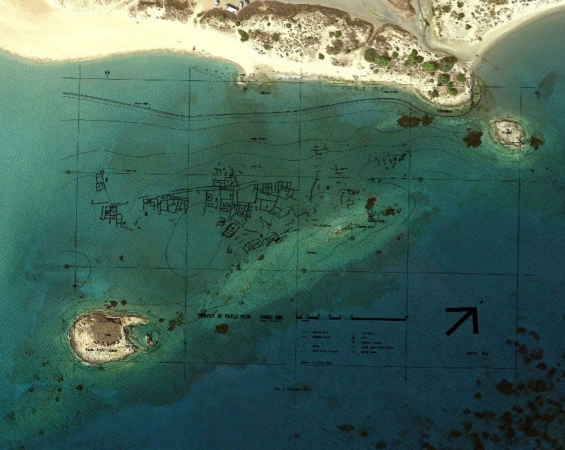 Sunken city of Pavlopetri or Atlantis: 5,000-year-old city is discovered in Greece 2