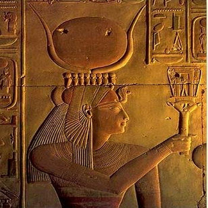 The mysterious Egyptian sistro that could open portals and change climate? 4