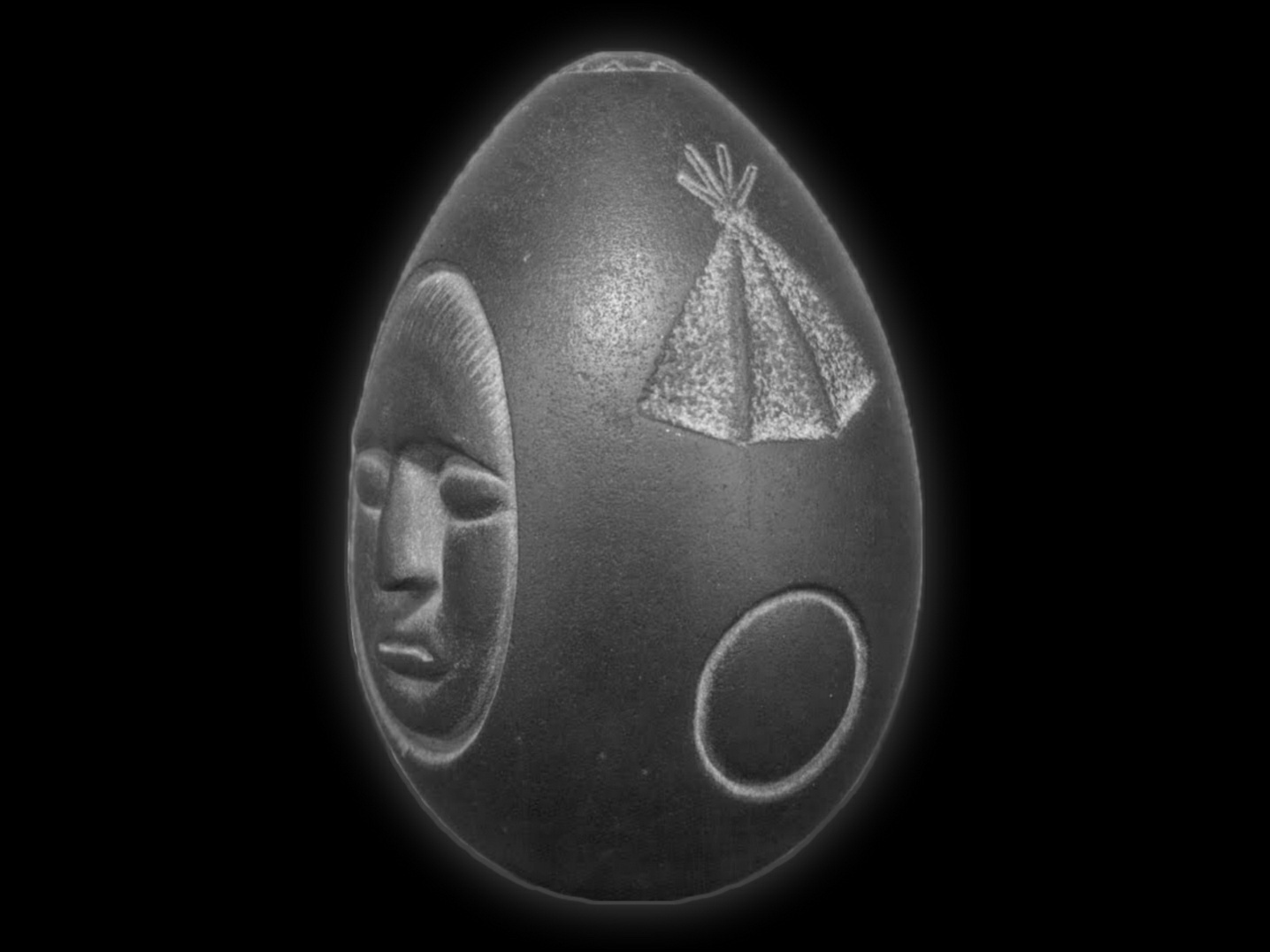 Mystery Stone of Lake Winnipesaukee
