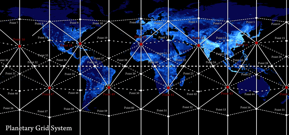 The Earth Grid: Were ancient monuments created from a secret global consciousness? 4