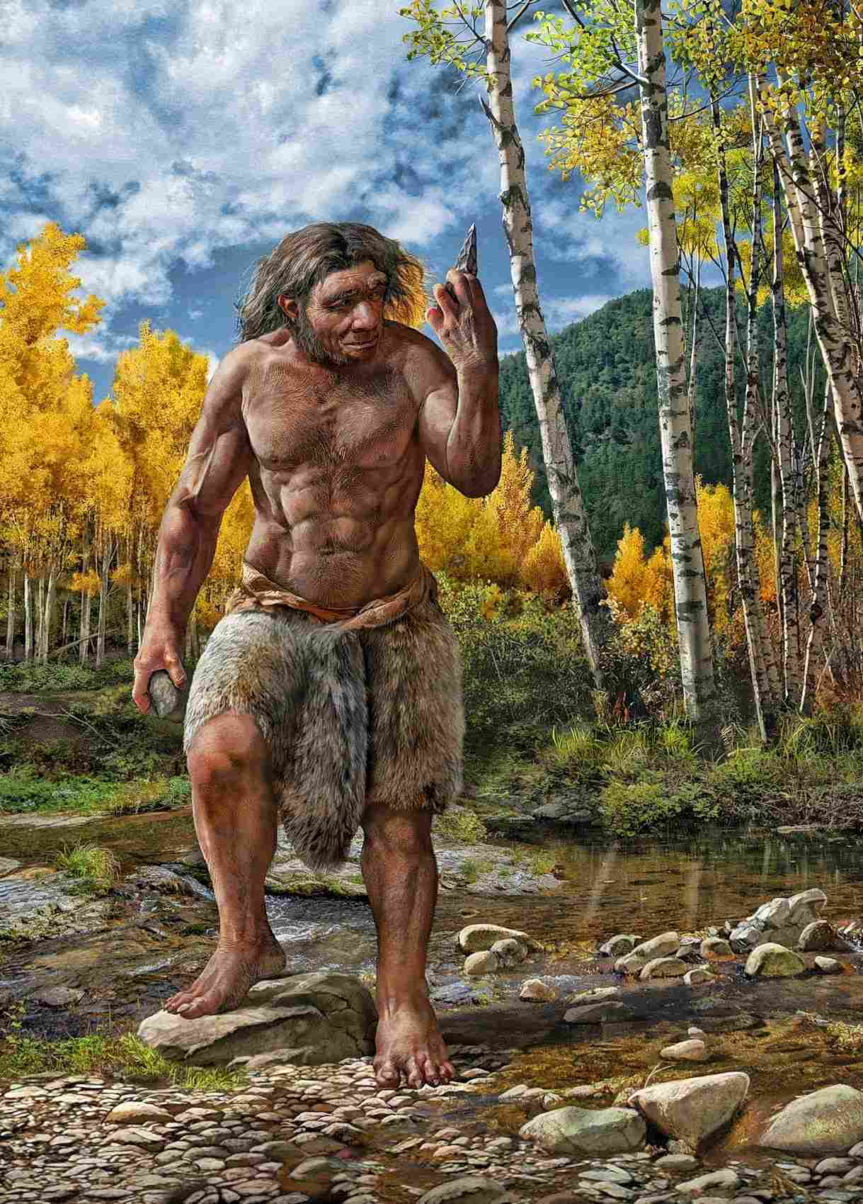 The 'Dragon Man' fossil could replace Neanderthals as our closest relative 8