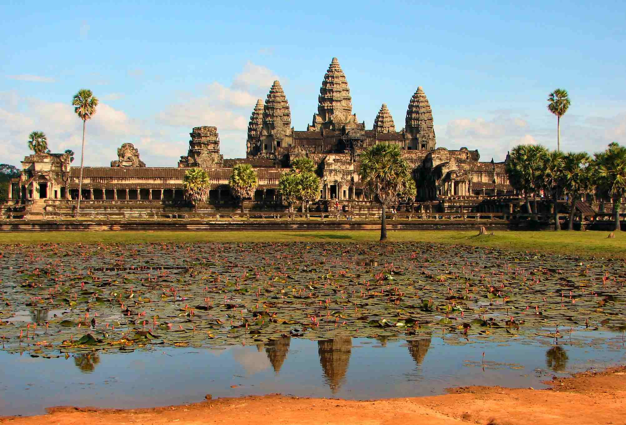 Ancient civilizations, from which only secrets remained 8