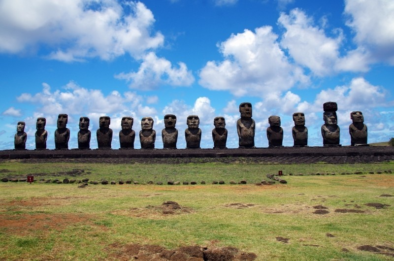 Ancient civilizations, from which only secrets remained 4