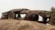 A Megalithic dolmen in Amadalavalasa, Andhra Pradesh, India