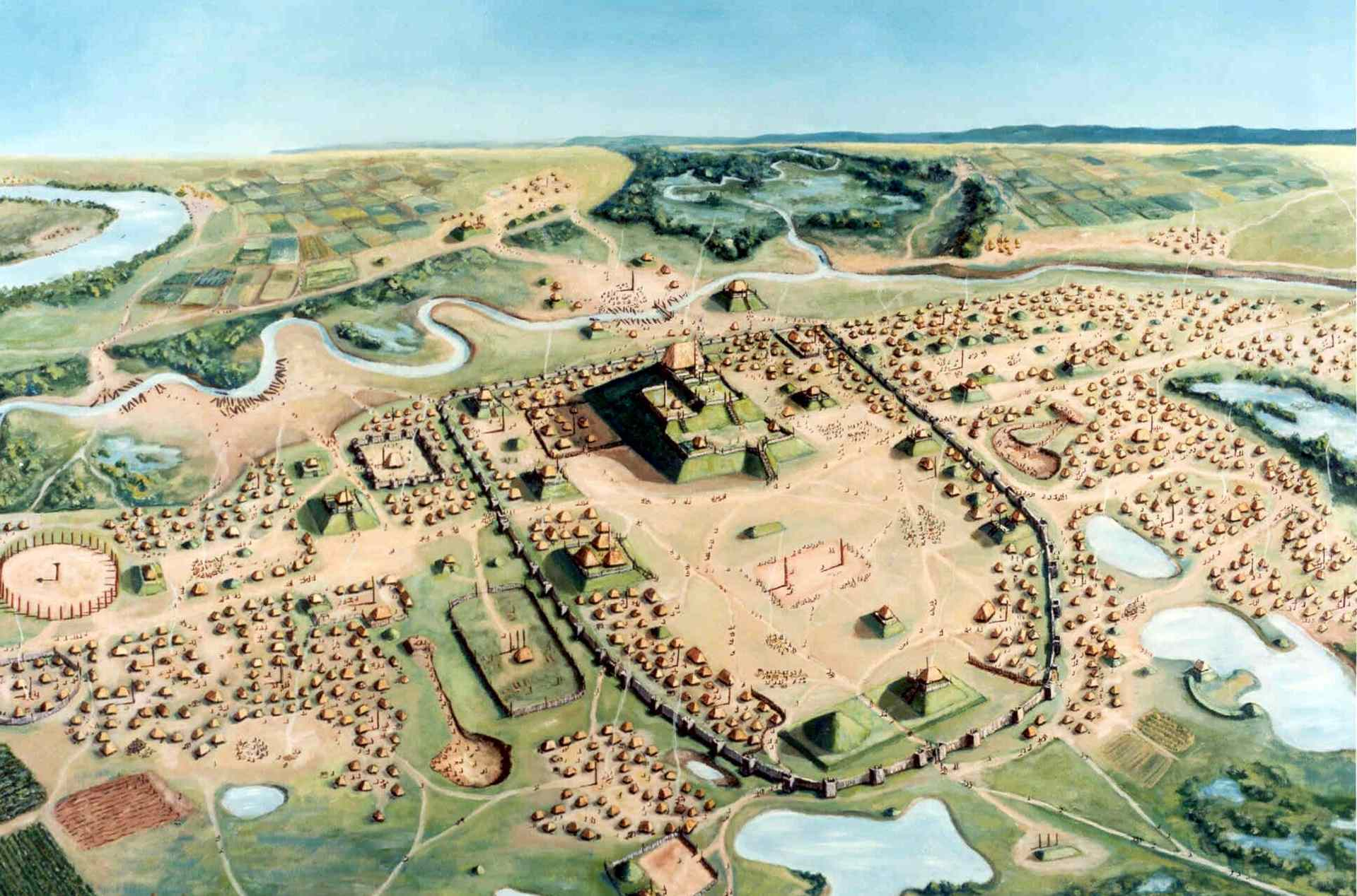 Ancient civilizations, from which only secrets remained 6