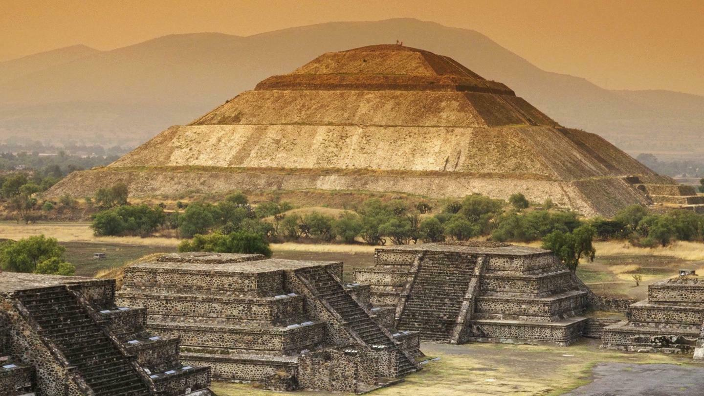 Ancient civilizations, from which only secrets remained 2