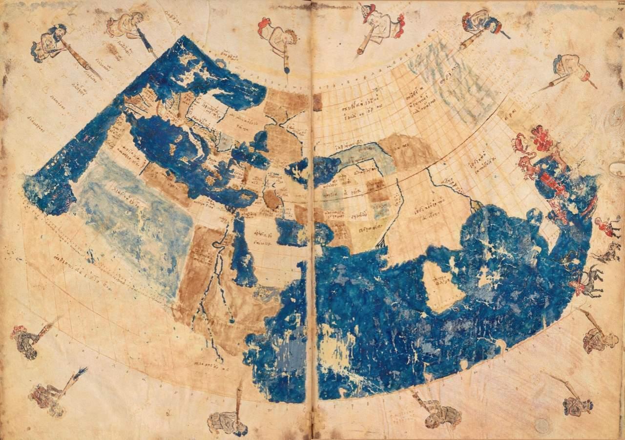 χάρτης του Πτολεμαίου