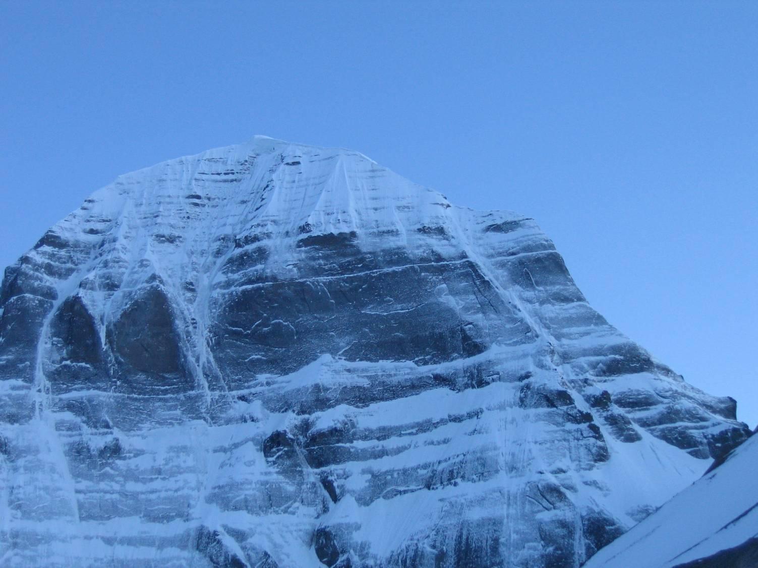 Mount Kailash lúc hoàng hôn của Paul Farrelly