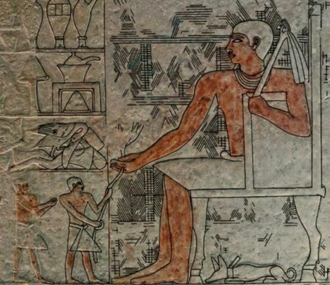 Obrí králi starovekého Egypta?