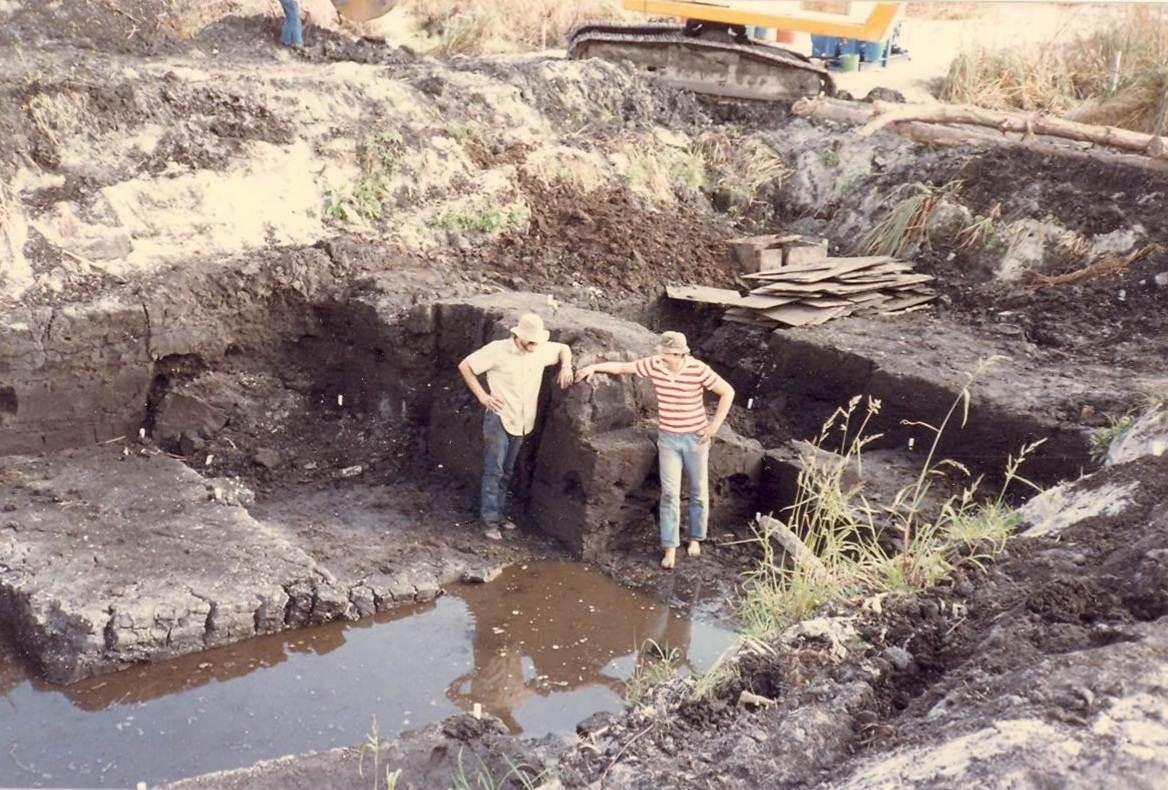 Archeologische vindplaats Windover