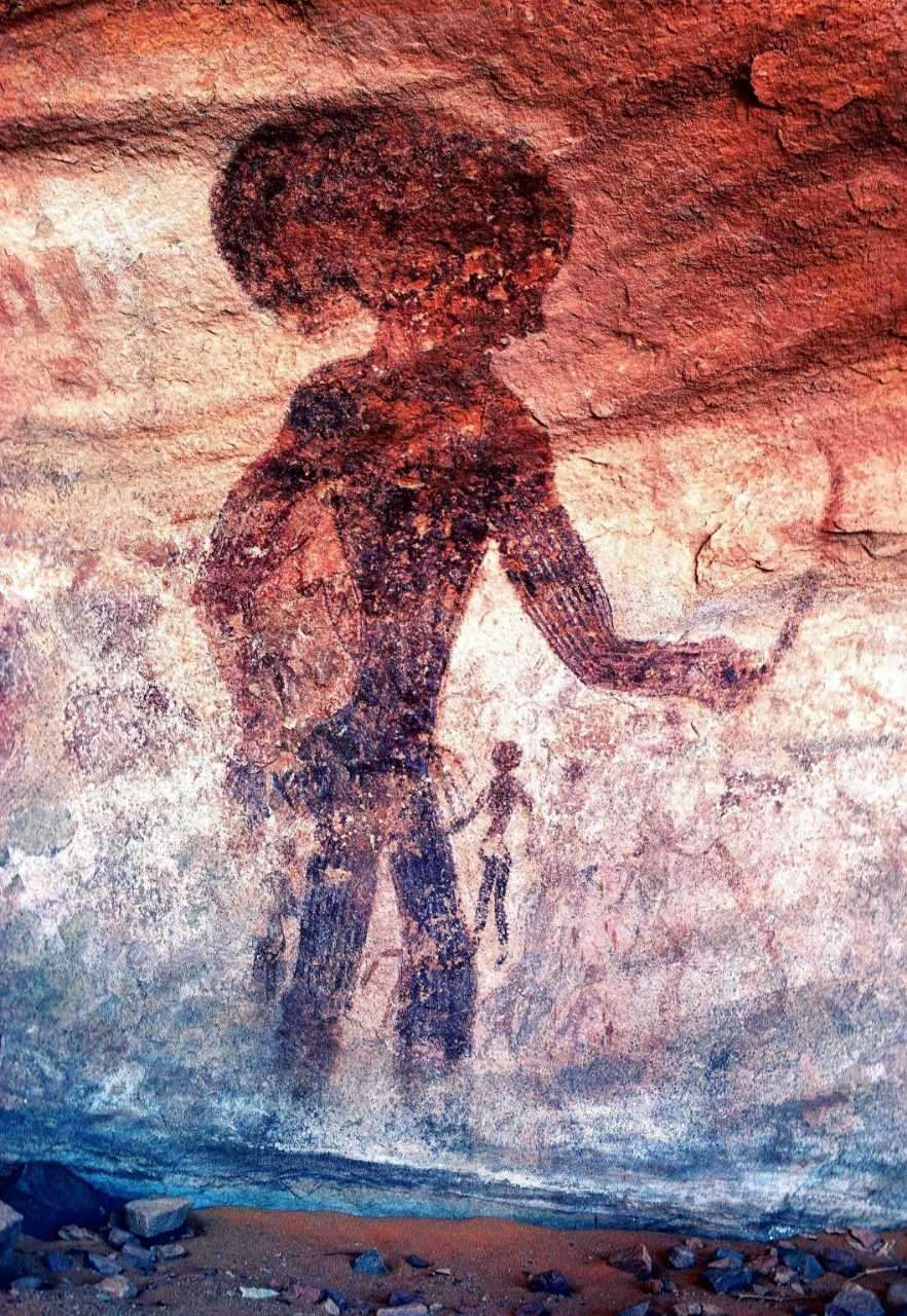 Giants and beings of unknown origin were recorded by the ancients 3