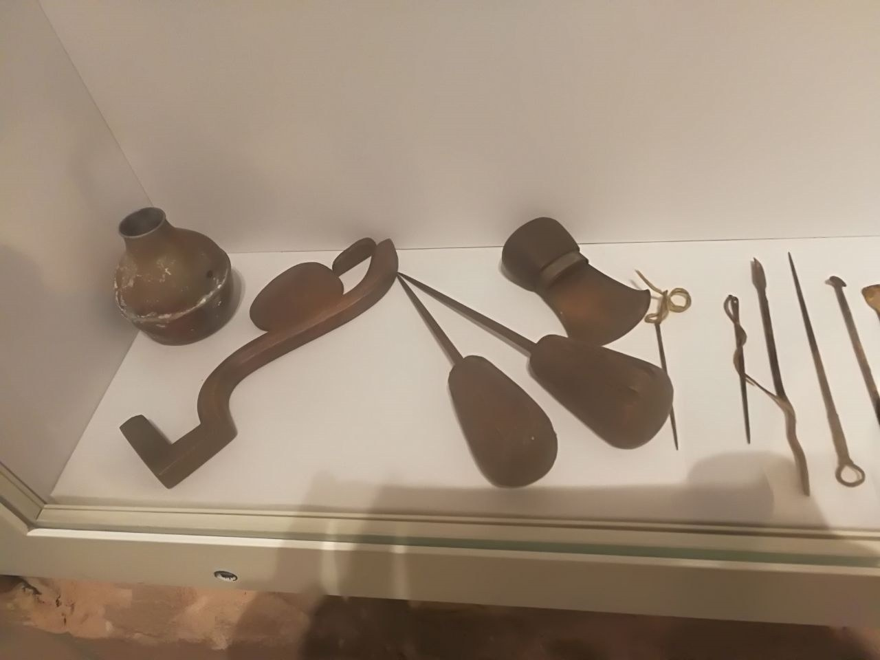 Ancient Egyptian surgical tools Ebers Papyrus