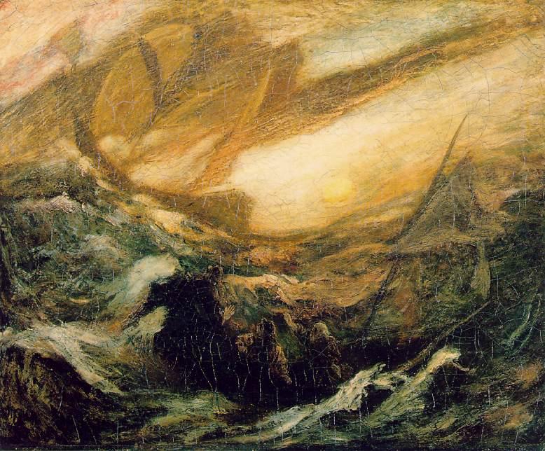The Flying Dutchman: Een legende van een spookschip verloren in de tijd 4