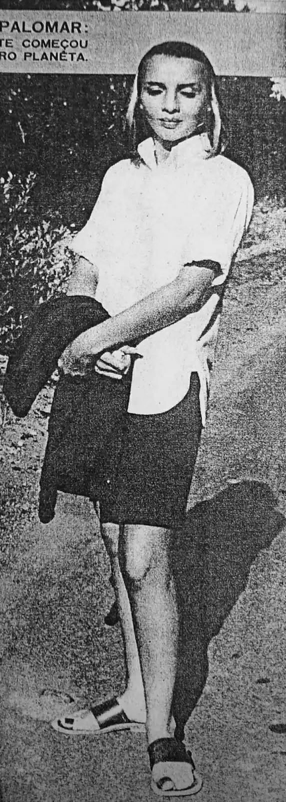 Η παράξενη γυναίκα το 1954 συνέδριο UFO Palomar