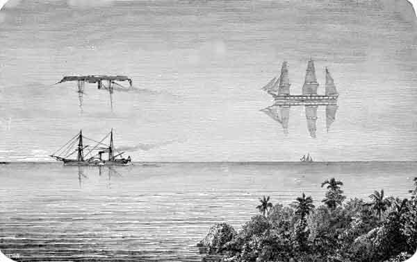 The Flying Dutchman: Een legende van een spookschip verloren in de tijd 6