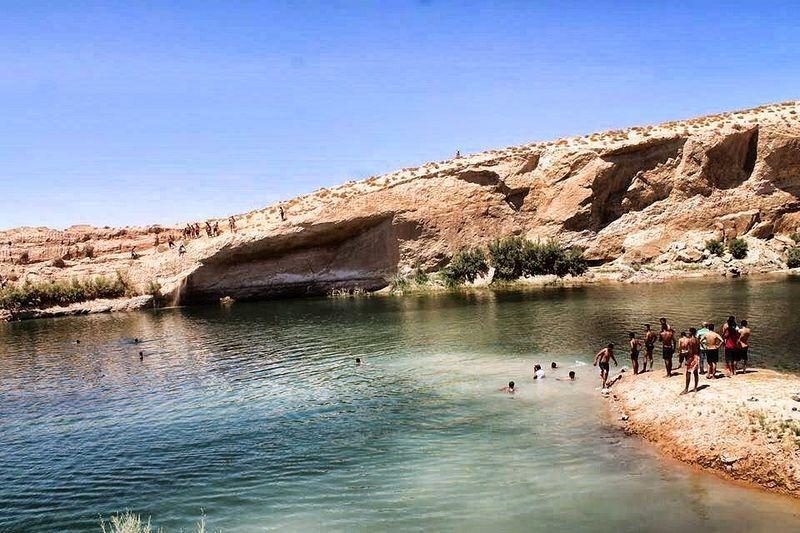 Lake of Gafsa: Het mysterieuze meer dat plotseling verscheen in de woestijn in Tunesië 4