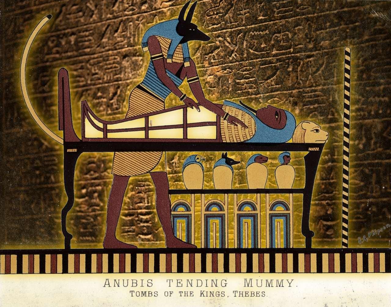 advanced civilization in egypt