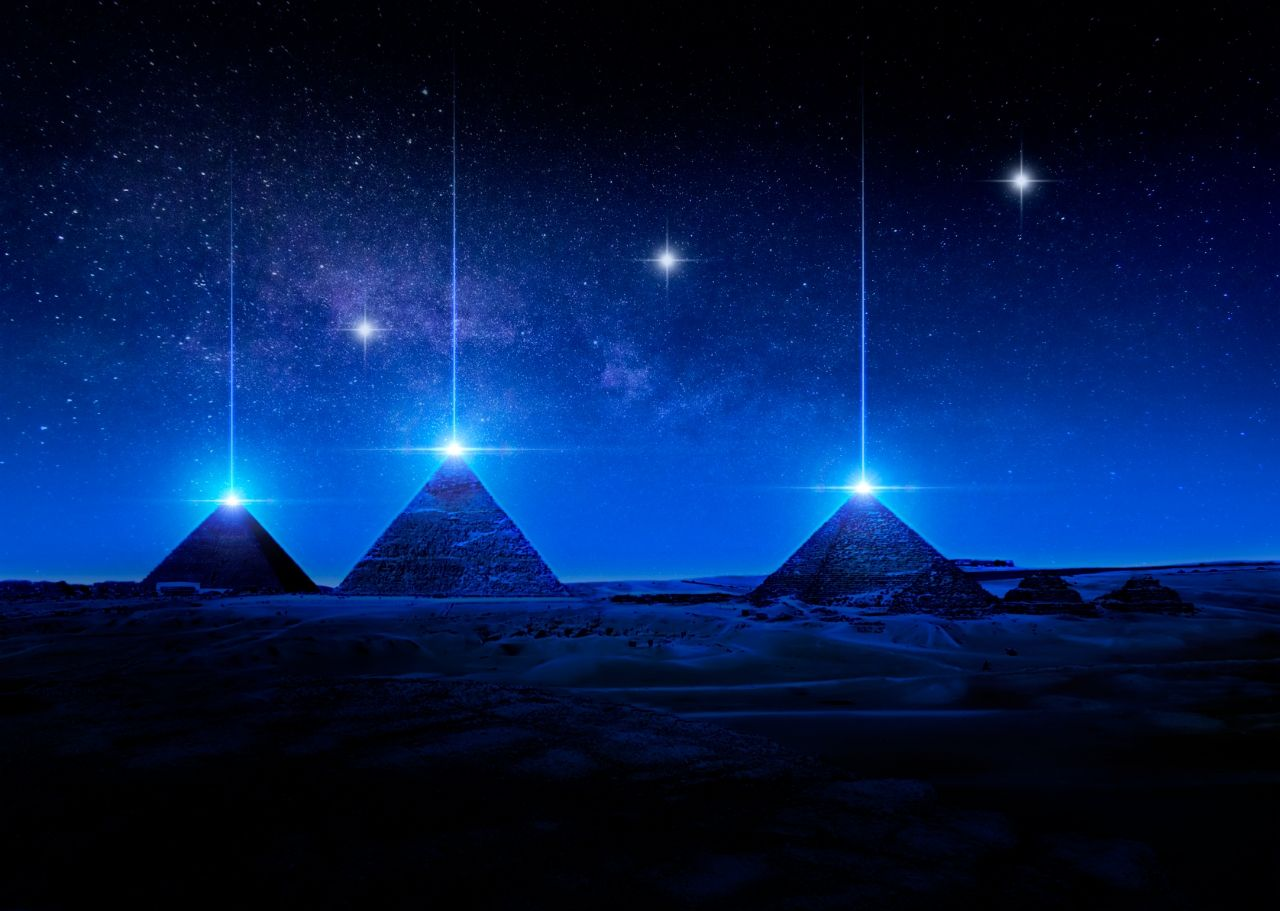 Evidence of an advanced civilization in Egypt before the pharaohs? 6