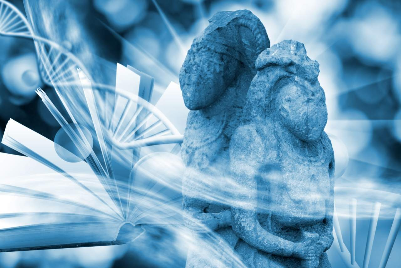 Have scientists finally decoded the ancient knowledge of how to change the human DNA? 4