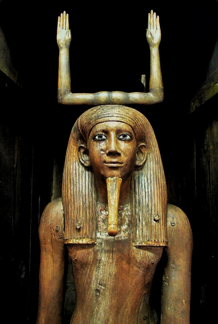 Evidence of an advanced civilization in Egypt before the pharaohs? 4