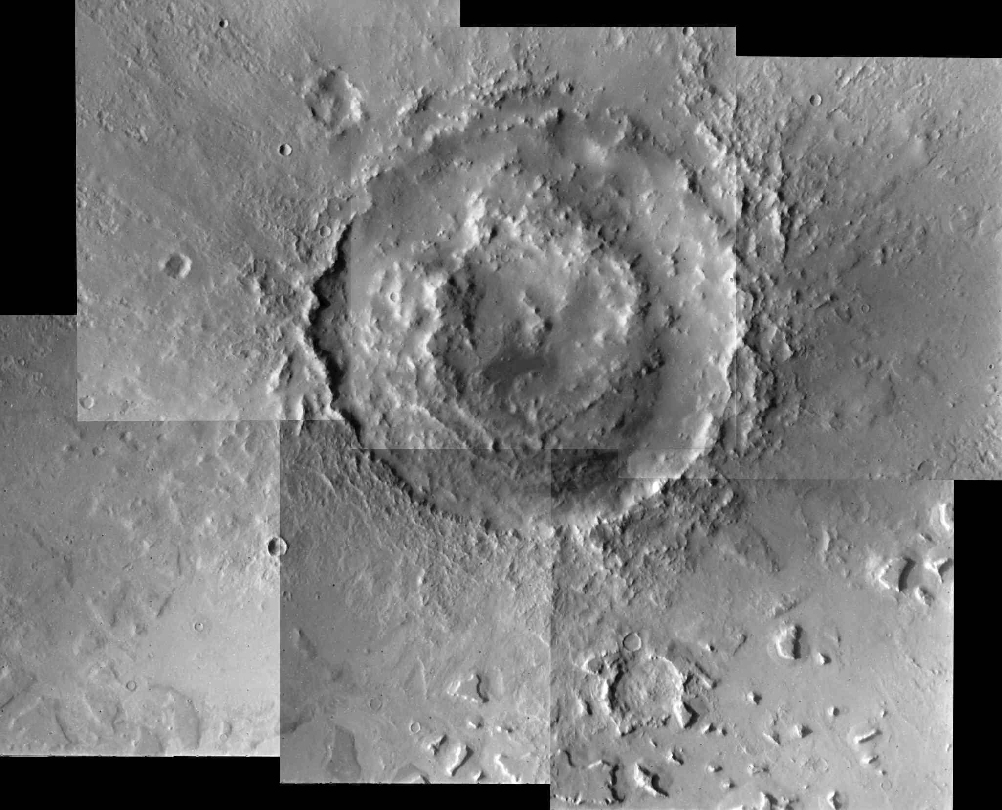 Als Mars ooit bewoond was, wat is er dan mee gebeurd? 5