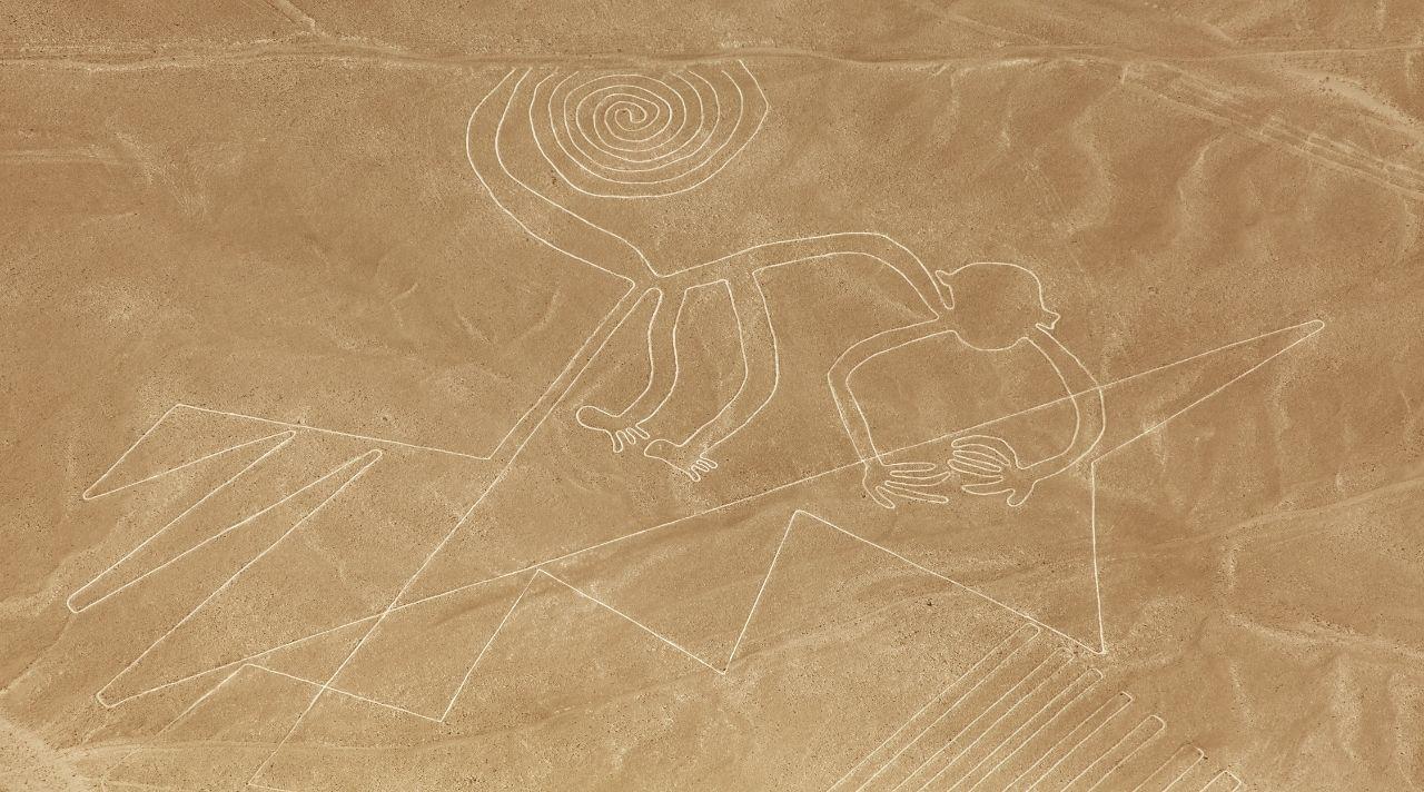 Ligne Singe Nazca