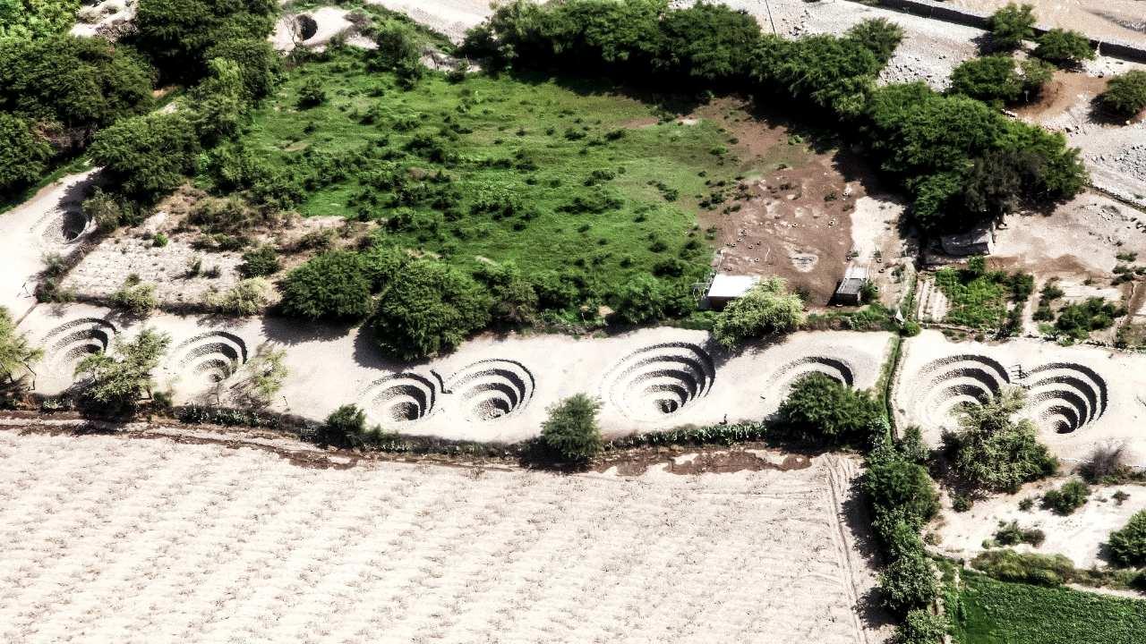 Trous en spirale de Nazca : système de pompe hydraulique complexe dans l'ancien Pérou ? 6