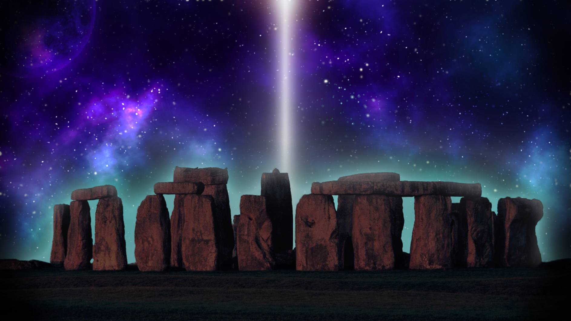 Stonehenge's strange connection. © Image Credit: Savatodorov   Licensed from DreamsTime.com (Editorial/Commercial Use Stock Photo, ID:106269633)