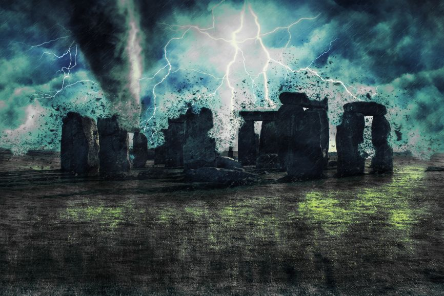 Hyperdimensional portal: Could Stonehenge be under the influence of Saturn? 3