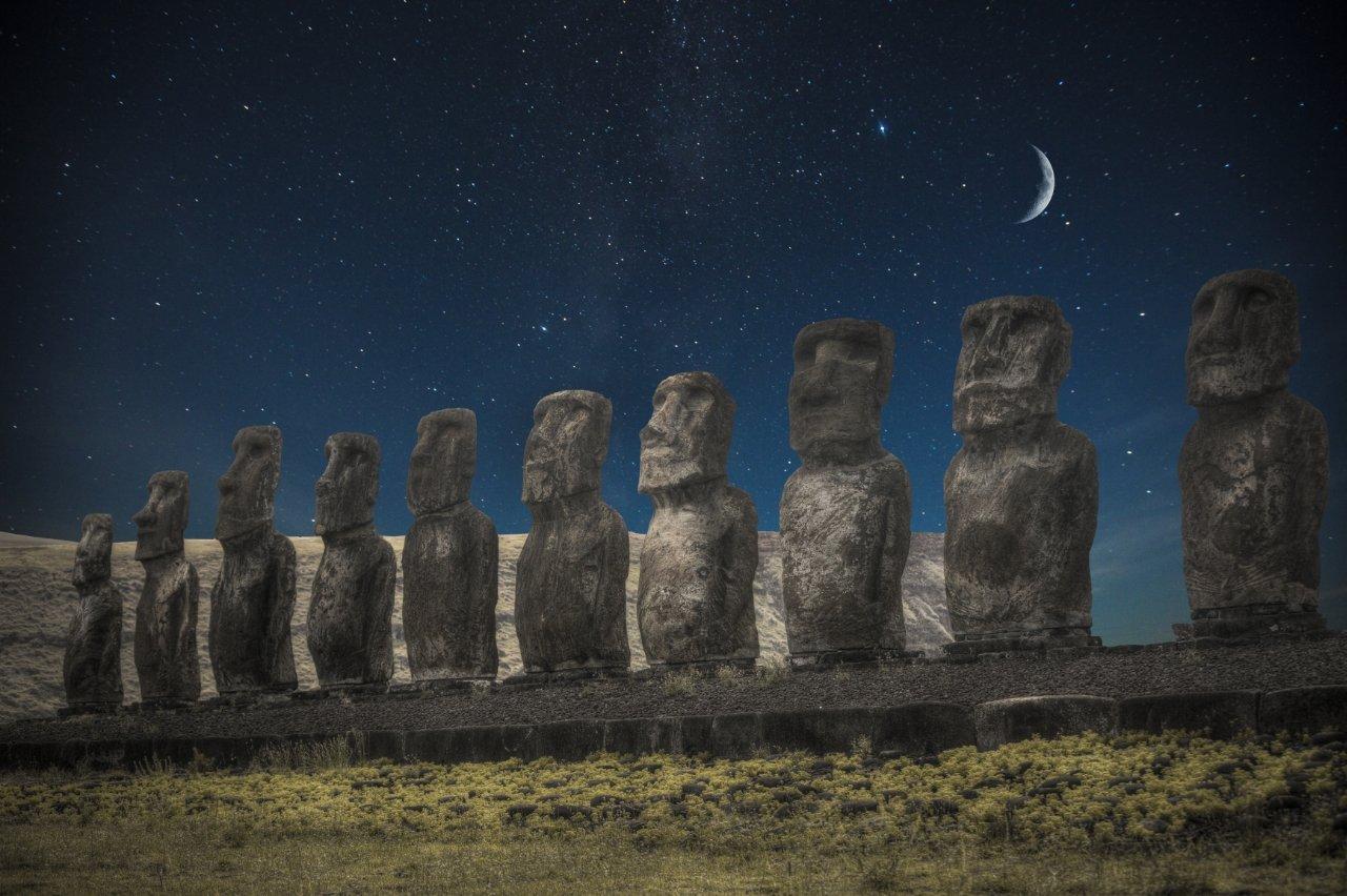 Easter Island Ingá Stone